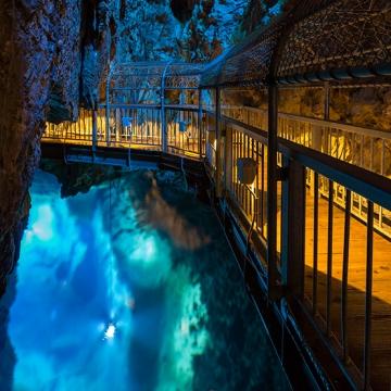 神戸のサプライズプロポーズ 龍泉洞