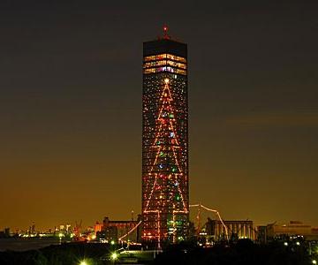 神戸のサプライズプロポーズ 千葉ポートタワー