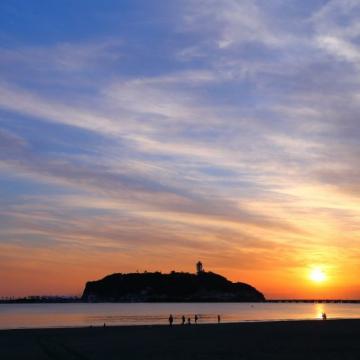 神戸のサプライズプロポーズ 江ノ島海岸