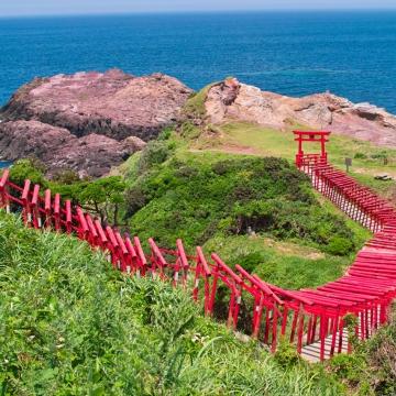 神戸のサプライズプロポーズ 元乃隅稲成神社