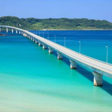 神戸のサプライズプロポーズ 角島大橋