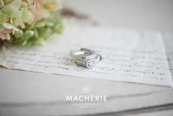 マシェリ指輪