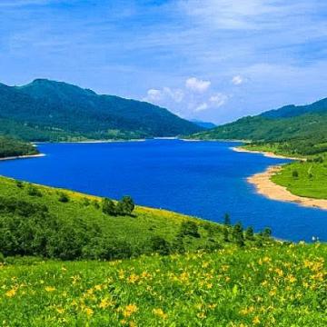 神戸のサプライズプロポーズ 野反湖