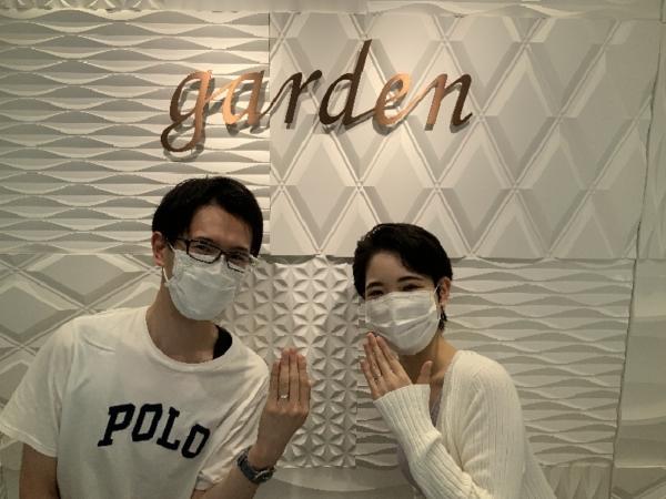 神戸市北区 プリートの結婚指輪
