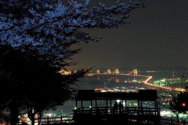 神戸のサプライズプロポーズ 青の山