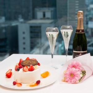 大阪gardenのサプライズプロポーズ HOTEL GRANVIA OSAKA