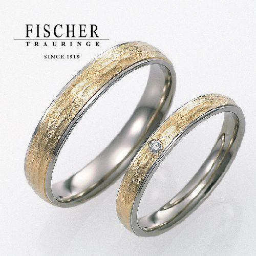 鍛造結婚指輪フィッシャー