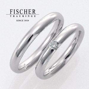フィッシャー結婚指輪1