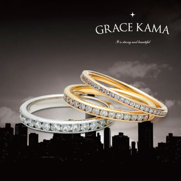 GRACE KAMA Downtown N.Y. picture