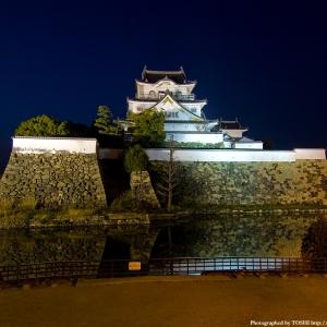 神戸のサプライズプロポーズ 岸和田城