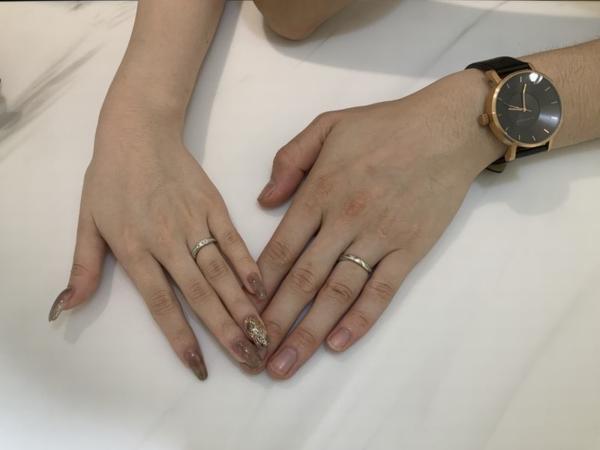 神戸市北区 OCTAVE(オクターブ)の結婚指輪