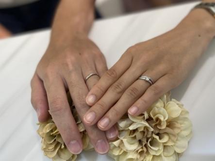 大阪府大阪市 Quand de Mariageの結婚指輪