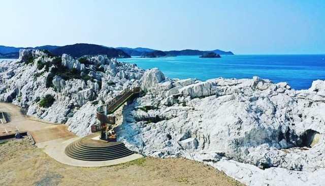 神戸のサプライズプロポーズ 白崎海洋公園