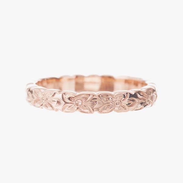 マキシハワイアン結婚指輪10万円