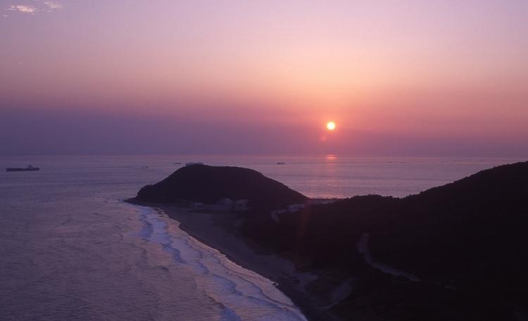 神戸のサプライズプロポーズ 恋路ヶ浜