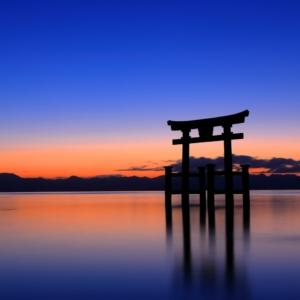 滋賀でプロポーズするなら白髭神社