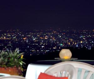 大阪gardenのサプライズプロポーズ ザ・テラス