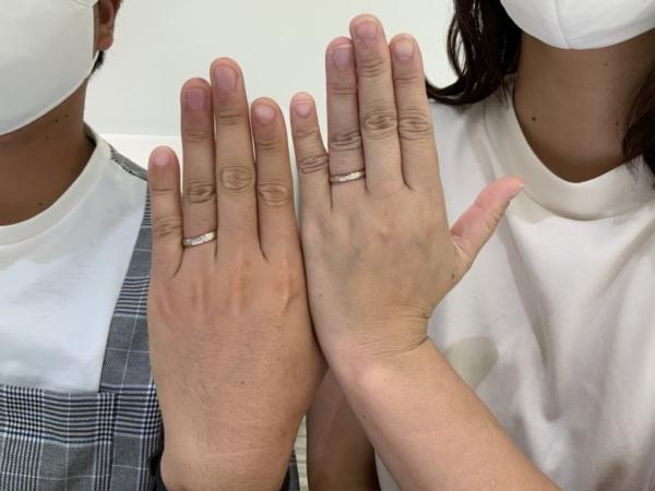 加古川市 FISCHERの結婚指輪