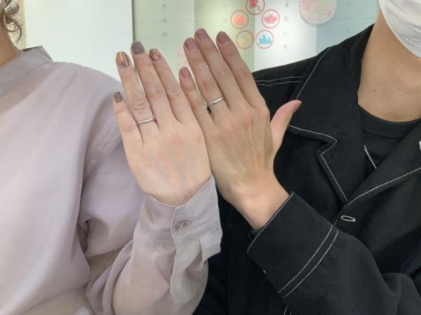 明石市 PromiseRingの結婚指輪