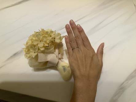 神戸市 GRACE KAMA の結婚指輪