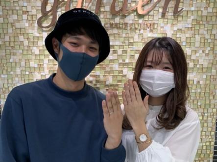 加古川市 Pulitoの結婚指輪
