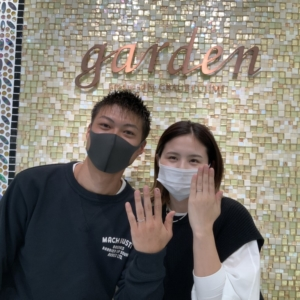 尼崎市結婚指輪