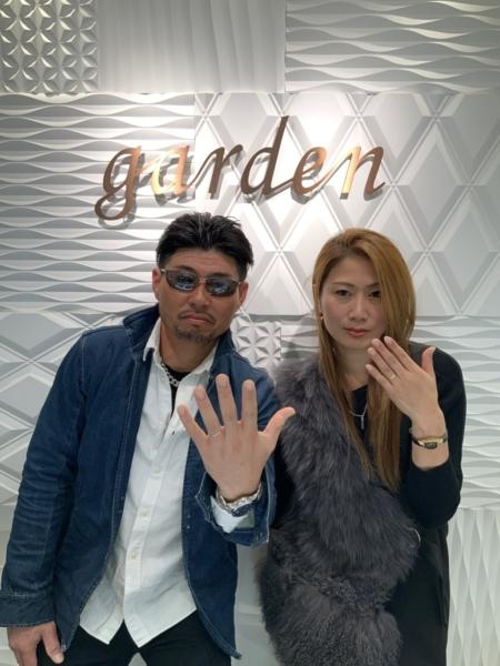 神戸市北区 Pulitoの結婚指輪