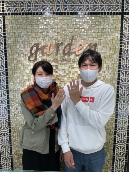 神戸市西区 PilotBridalの結婚指輪