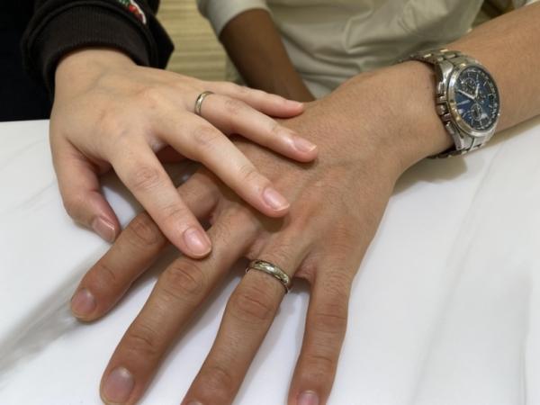 明石市 FISCHERの指輪