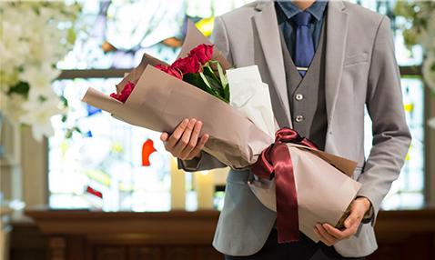 神戸のサプライズプロポーズ THE STRINGS HOTEL