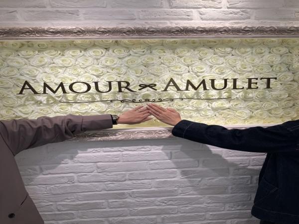 加古川市 AMOURAMULET(アムールアミュレット)の結婚指輪
