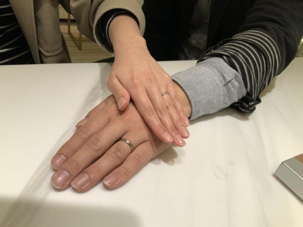 神戸市中央区 FISCHER の結婚指輪