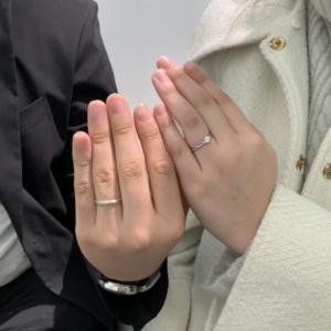 神戸婚約指輪結婚指輪
