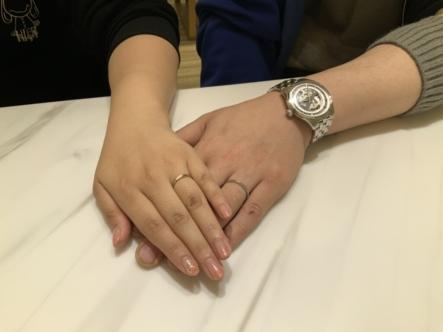 神戸市西区 奈良県 ラプンツェルの結婚指輪