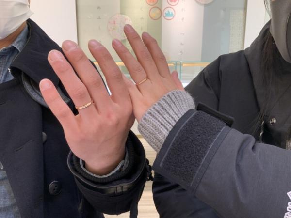 伊丹市・大阪市 フィッシャーの結婚指輪