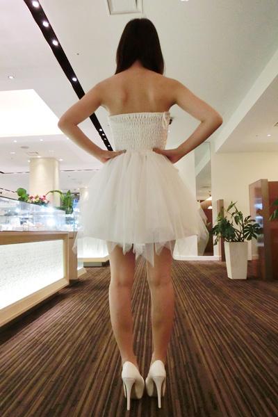 洋装ドレスDバック
