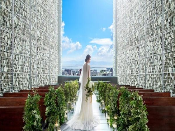 神戸・三ノ宮でおすすめの結婚式場で北野クラブソラ