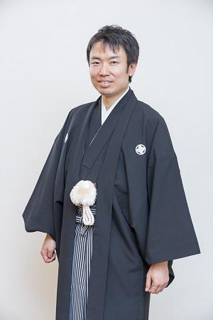和装 袴 (男性用)