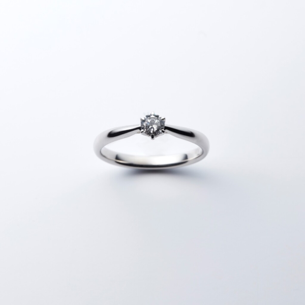 IDEAL婚約指輪シンプル