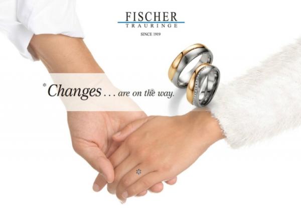 フィッシャー 結婚指輪 メイン画像