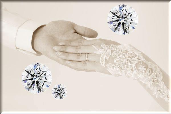 ダイヤモンド ビジュドファミーユ 婚約指輪